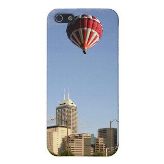 Indianapolis-Stadt-Skyline iPhone 5 Schutzhülle