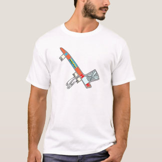 Indianer native american tomahawk T-Shirt