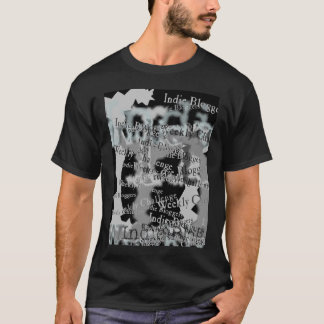 Indie Bloggers - raues umrandet T-Shirt