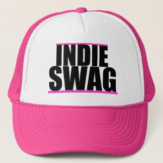 Indie Swag-Kappe Truckerkappe