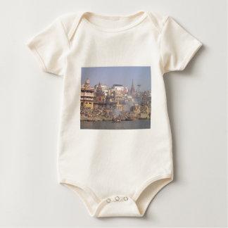 Indien der Ganges Baby Strampler