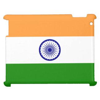 Indien-Flagge iPad Hülle