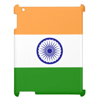 Indien-Flagge iPad Hüllen