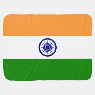 Indien-Flagge Puckdecke