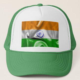 Indien-Flagge Truckerkappe