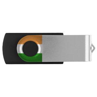 Indien-Flagge USB Stick