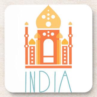 Indien-Yoga Untersetzer