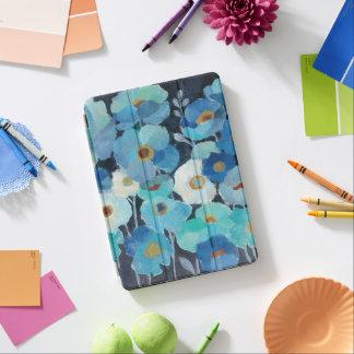Indigo-Blumen iPad Air Cover