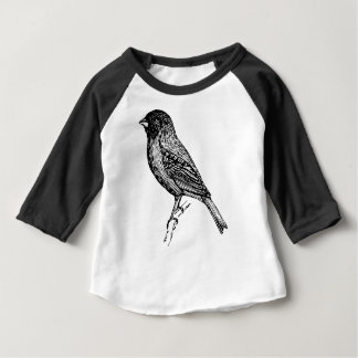 Indigo-Flagge Baby T-shirt
