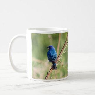 Indigo-Flagge Kaffeetasse