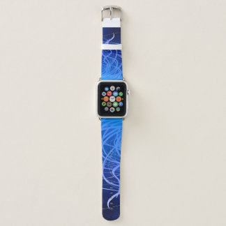 Indigo-Fluss- Apple-Uhrenarmband Apple Watch Armband