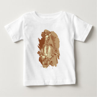 Indisch Brave in Brown Baby T-shirt