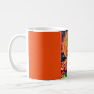 Indische Erdmutter Kaffeetasse