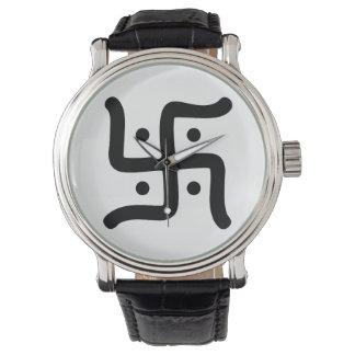 indische traditionelle hindische uhr
