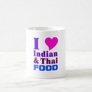 Indische u. thailändische NahrungsmittelTasse 1 Kaffeetasse