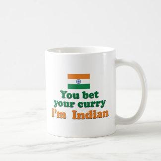 Indischer Curry 2 Kaffeetasse