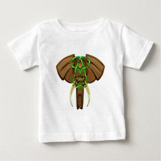 Indischer Elefant Baby T-shirt
