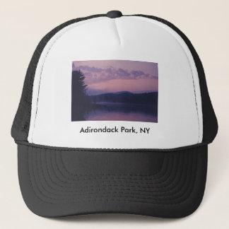 Indischer See, Adirondack Park, NY Truckerkappe
