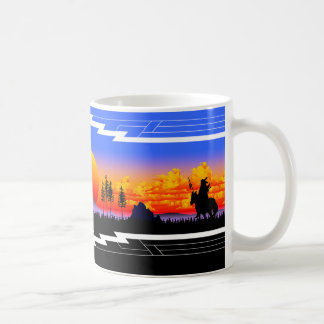 Indischer Sommer Kaffeetasse
