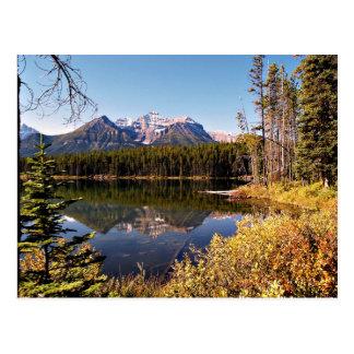 Indischer Sommer, Kanada Postkarte