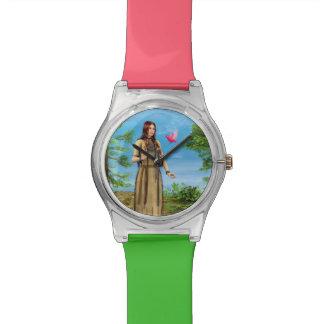 Indischer Sommer Uhr