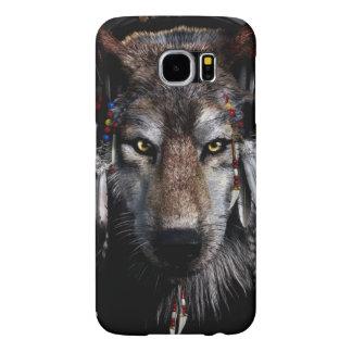 Indischer Wolf - grauer Wolf