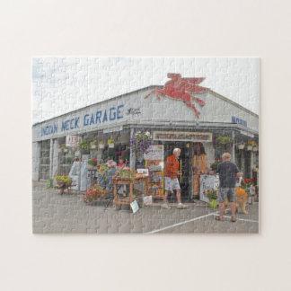 Indisches Hals-Garagen-Puzzlespiel Puzzles