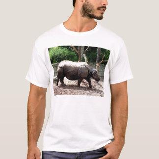 Indisches Nashorn T-Shirt