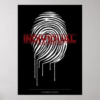 Individual Poster