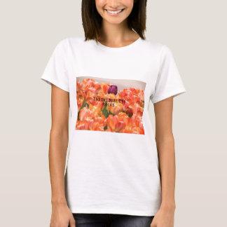 Individualitäts-Felsen T-Shirt
