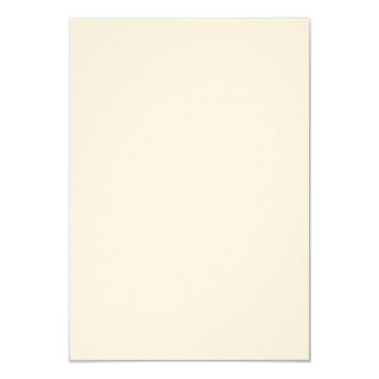Ecru-Filz 8,89 cm x 12,7 cm, weiße Briefumschläge inklusive