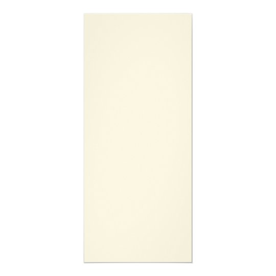 Ecru-Filz 10,2 cm x 23,5 cm, weiße Briefumschläge inklusive
