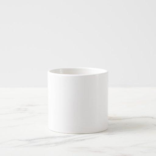 Individuelle Espresso Tasse Espresso-Tasse
