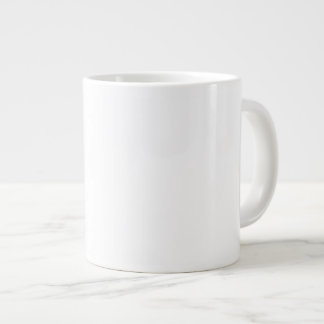 Individuelle Jumbo Tasse Extragroße Tassen