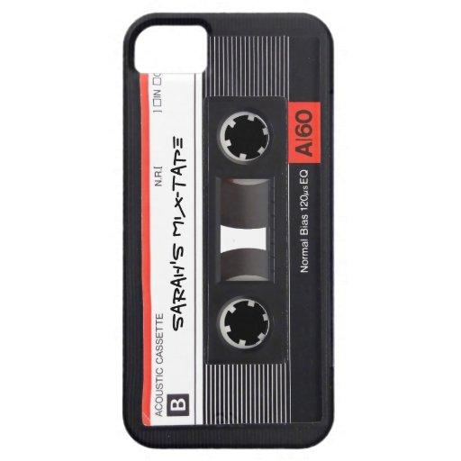 Individuelle Kassette Etui Fürs iPhone 5