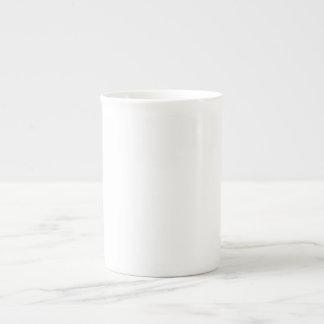 Individuelle Porzellan Tasse Porzellan-Tassen