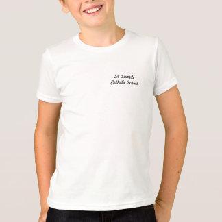 Individueller Name - Homeschool T-Stück T-Shirt