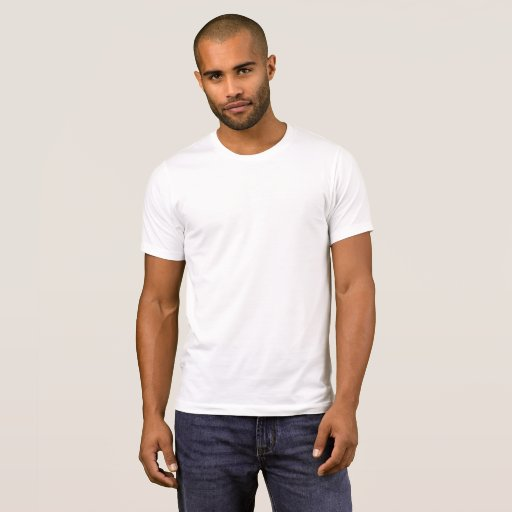 Alternative Apparel Crew Neck T-Shirt für Männer