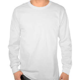 Individuelles großes Long Sleeve T Shirt