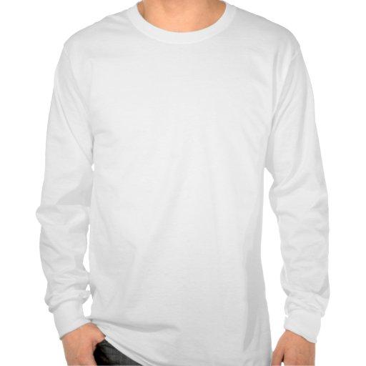 Individuelles großes Long Sleeve T Shirt