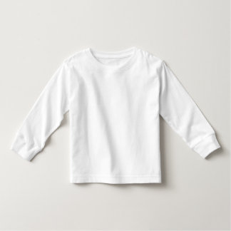 Individuelles Kleinkinder Long Sleeve 4 Jahre Shirt