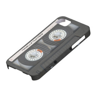 Individuelles Mixtape iPhone 5 Schutzhülle