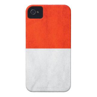 Indonesien-Flagge Case-Mate iPhone 4 Hüllen