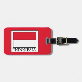Indonesien Kofferanhänger