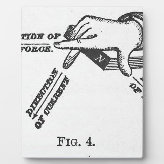 Industrielle mechanische Vintage Technik Fotoplatte