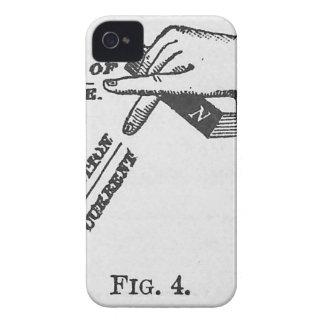 Industrielle mechanische Vintage Technik iPhone 4 Case-Mate Hülle