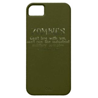 Industrielle militärische komplexe Zombies iPhone 5 Hülle