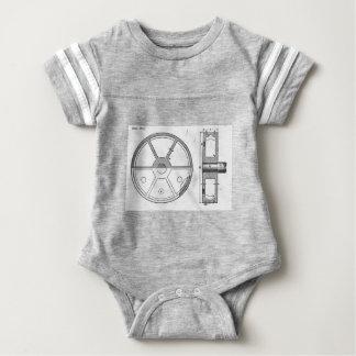 Industrieller mechanischer baby strampler