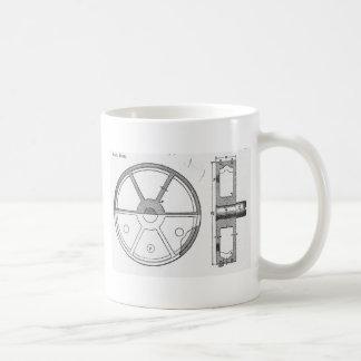 Industrieller mechanischer kaffeetasse