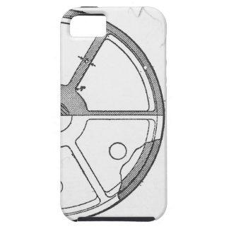 Industrieller mechanischer tough iPhone 5 hülle